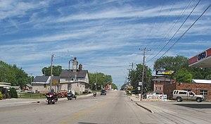Bonduel, Wisconsin - Image: Bonduel Wisconsin