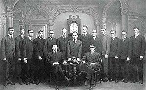 解密神秘组织:骷髅会