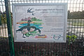 Booterstown railway station - Booterstown marsh sign.jpg