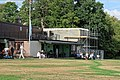 Botany Bay Cricket Club pavilion in Botany Bay, Enfield, London 1.jpg