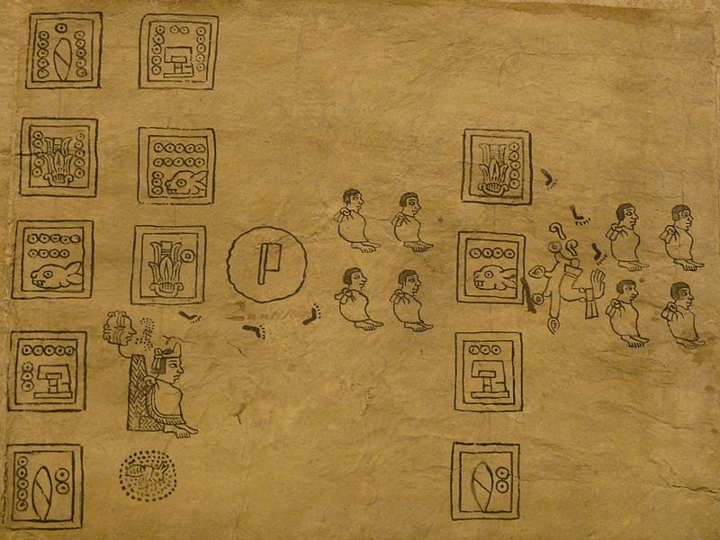 File:Boturini Codex (folio 16).JPG