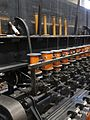 Bradford Industrial Museum Holts Vertical Spindle Bobbin Winder 4965.jpg