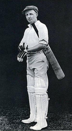 Don Bradman - Bradman in 1928