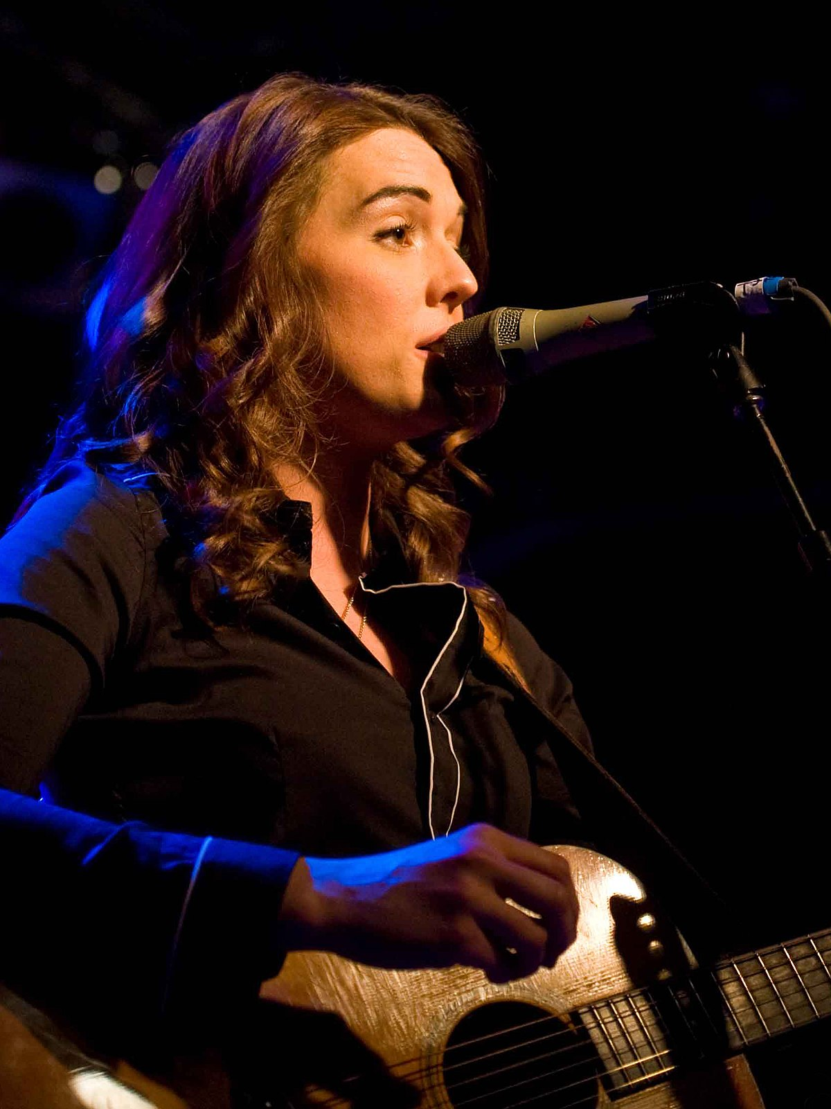 Pearl jam daughter guitar