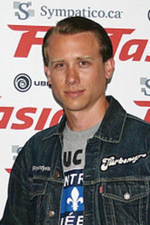 Brandon Trost - Trost at the premiere of The FP, 2011 Fantasia Festival