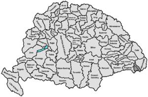 Brassó County - Image: Brasso