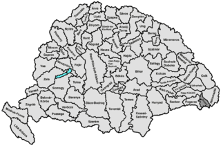Brassó County County of the Kingdom of Hungary