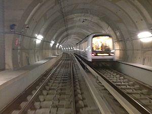 Brescia Metro - Image: Brescia 4