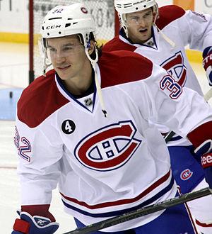 Brian Flynn (ice hockey) - Flynn in April 2015.