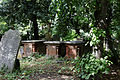 Brick tombs St Peters Churchyard Broadstairs St Peters Kent England.jpg