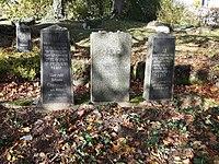 Brilon-Jüdischer Friedhof, Grabstein Löwenstein-2018-11-03.jpg