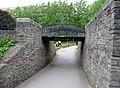 Bristol , Castle Park and Footbridge - geograph.org.uk - 1360857.jpg