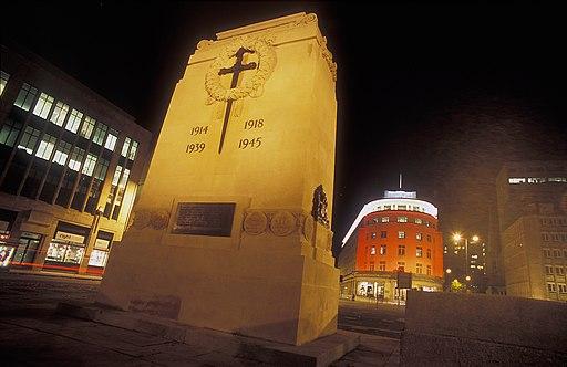 Bristol cenotaph RSA