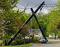 Broken utility pole after May 2018 derecho outside Walden, NY.jpg