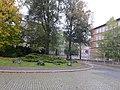 Bronzedenkmal Marx und Engels. Bild 3.JPG