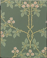Brooklyn Museum - Wallpaper Sample Book 1 - William Morris and Company - page025r.jpg