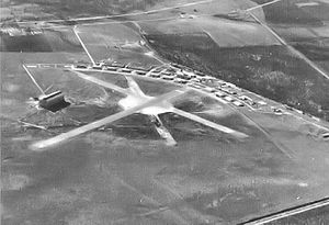 Brooks Air Force Base - Brooks Field, 1939