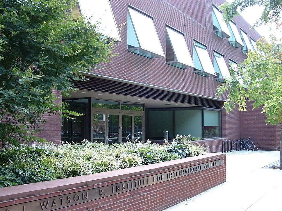 BrownUniversity-WatsonInstitute