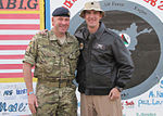 Brown and Howard, Shoulder to Shoulder - From Hawaii to Afghanistan DVIDS340409.jpg