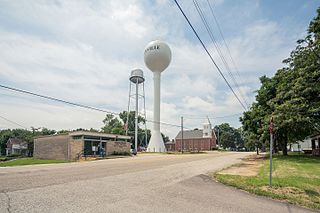 Bruceville, Indiana Town in Indiana, United States