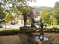 Brunnen, Haslach (Fountain) - geo.hlipp.de - 22678.jpg