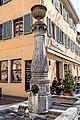 Brunnen vor Bertholdstraße 26 (Freiburg im Breisgau) jm61627 ji.jpg