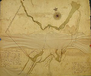 Brunswick, Maine - Map of Brunswick, ME May 29, 1795