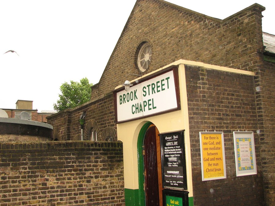 Brook Street Chapel
