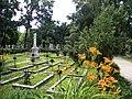 Bucuresti, Romania. Cimitirul Bellu Catolic. Locul cu mormintele Preotilor. Aici a fost ingropat si Episcopul Martir IOAN BALAN. (detaliu 3).jpg