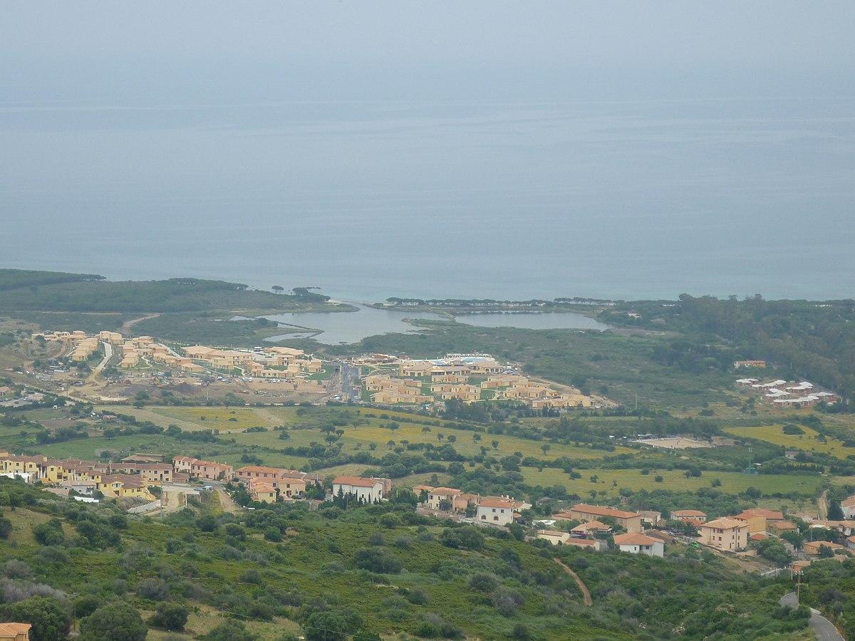 Budoni Sardegna Cartina.Budoni Wikipedia