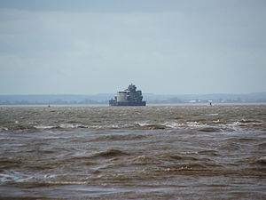 Humber Forts - Bull Sand Fort