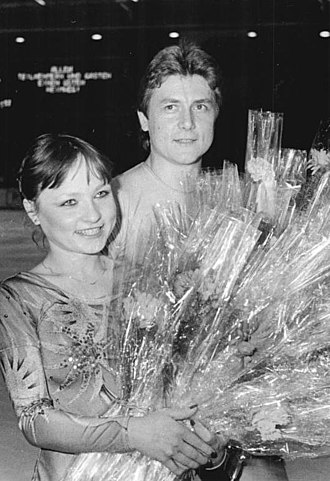 Sabine Baeß - Sabine Baeß and Tassilo Thierbach, 1982