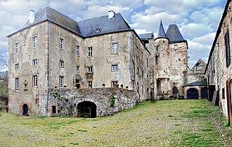 Gerolstein - Lissingen Castle