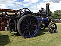 Burrell traction engine 'Stanley Monarch' (16348879153).jpg