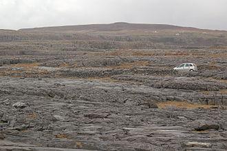 The Burren - Image: Burren 0513