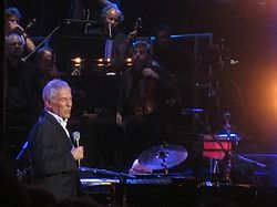 Burt Bacharach in concert, 2008
