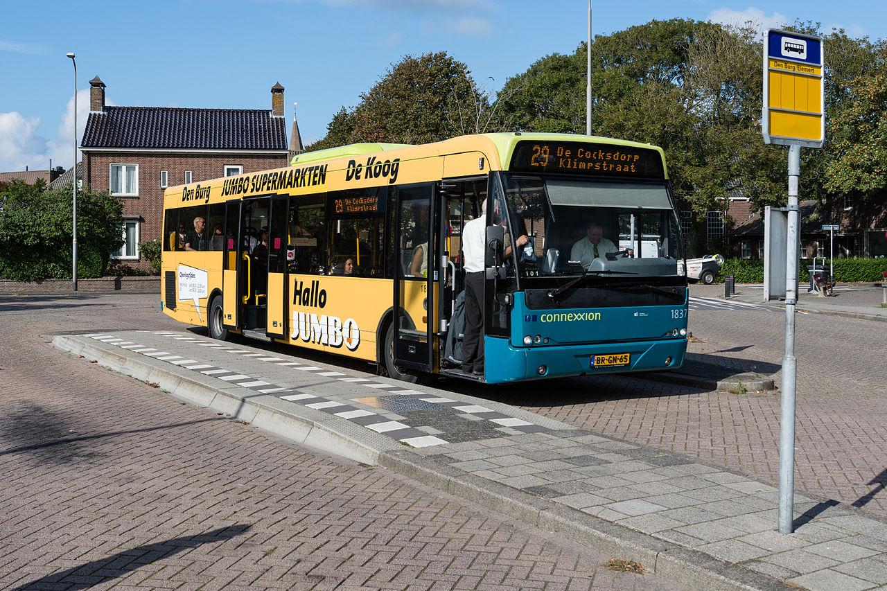 Filebus Linie 29 Auf Texel 2014jpg Wikimedia Commons
