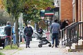 Busy foot traffic outside St. Anthony of Padua Church.jpg