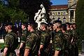 Cérémonie commémorative du 8-mai-1945 Strasbourg 8 mai 2013 07.jpg