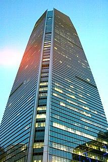 Shanghai Wheelock Square skyscraper