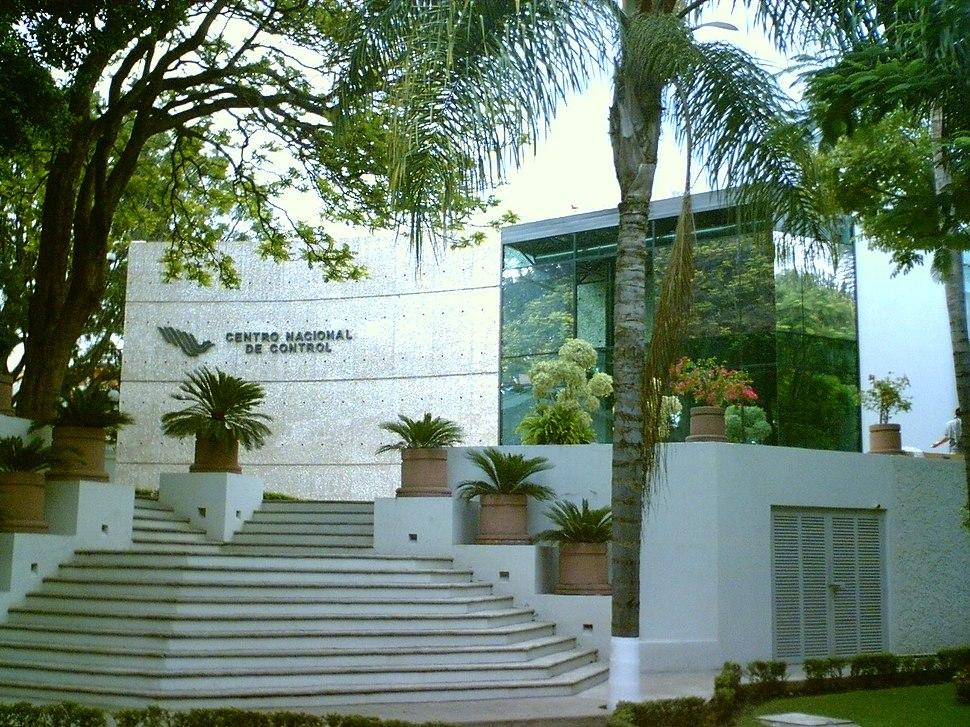 CAPUFE - Centro Nacional de Control
