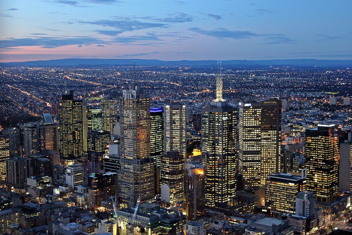 Melbourne City Centre - Wikipedia