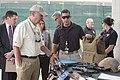 CBP Commissioner Kerlikowske visits ATC (15044559912).jpg