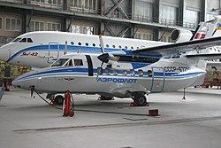 самолет let l-410 фото
