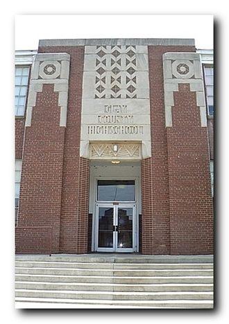 Ashland, Alabama - Image: CCHS