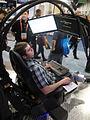 CES 2012 - Emperor 1510 chair (6937588875).jpg