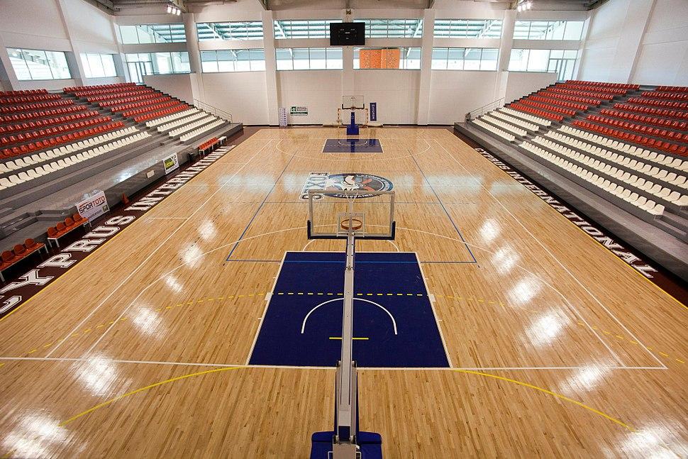 CIU Arena Basketball