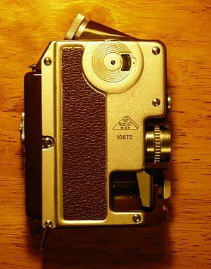 Goerz (company) - C.P Goerz  Wien Minicord III