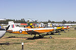 CT-4A Airtrainers lined-up at the 2015 Warbirds Downunder Airshow at Temora.jpg