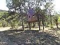 Cabaña Entre los llanos y Sierra Hermosa, Coahuila - panoramio.jpg